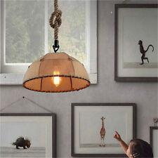 Vintage Pendant Light Kitchen Ceiling Lights Home Bedroom Chandelier Lighting