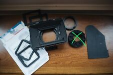 Vocas MB-350 Compact Matte Box with Adapter Ring and 15mm Rail Adapter 0360-010