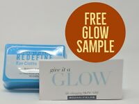 Rodan and Fields REDEFINE Eye Cloths, New Sealed, FREE Give it a GLOW sample