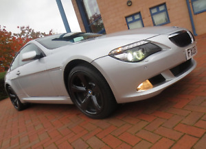 BMW 630i Sport Coupe 2008 Facelift Model 91k Miles FSH Automatic + Paddle Shift