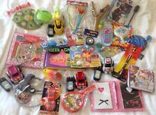 100 PARTY BAG FILLER TOYS PINATA BOYS GIRLS CHILDRENS christmas stocking job lot