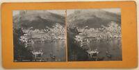 Monaco La Condamine Foto N° PL40L6 Stereo Stereoview Vintage