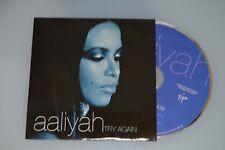 Aaliyah – Try Again. CD-SINGLE Promo