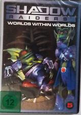 Shadow Raiders 5 - Worlds within Worlds DVD