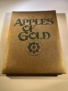 Apples Of Gold by Jo Petty 1962 Hardcover Book