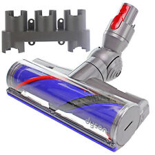 DYSON V10 Cyclone Absolute Animal Turbine Brush Floor Head + Tool Holder