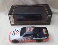 1995 Edition Racing Champions #17 1:24 Scale Diecast Car Bank & Key  NASCAR