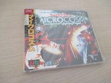 >> MICROCOSM SHOOT SEGA MEGA CD JAPAN IMPORT NEW FACTORY SEALED! <<