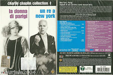 Charlie Chaplin Collection. La donna di Parigi. Un re a New York (2003) 2DVD NEW
