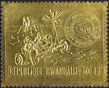 Space Rwandan Stamps
