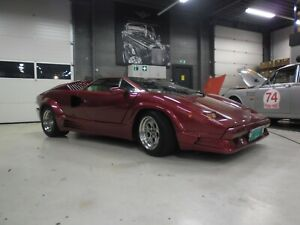 Electric Power Steering for Lamborghini Countach