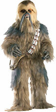 Halloween STAR WARS CHEWBACCA ''WOOKIE'' SUPER EDITION DELUXE ADULT MEN COSTUME