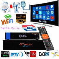 GTMedia V8 NOVA DVB-S2 H.265 Satellite Receiver WiFi Receptor 1080P Player