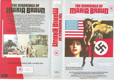 Deleted Title Arthouse/Independent VHS Films