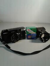Konica C35 MF Auto Focus camera W/ Hexanon 38mm F2.8 Lens NOT WORKING FOR PARTS