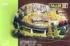 "Faller 222539 N - Auffahrts- Set "" Komplett "" NEU & OvP"