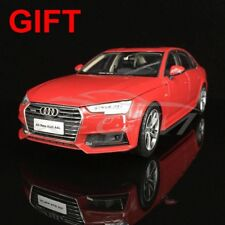 Car Model All New Audi A4L 2017 1:18 (Red) + SMALL GIFT!!!