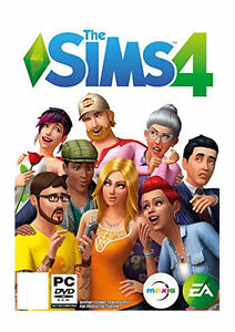 The Sims 4 - Standard Edition (PC DVD) NEW SEALED Official Sealed Game Disc