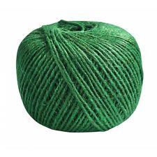 650m Sisal Twine Ball Jute String Rustic Shabby Hessian Cord Decor Craft Garden
