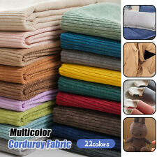 Plain Soft Warm Winter Corduroy Jacket Sweater Pillow Diy Soft Velvet Sewing