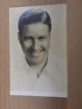 Film Star Postcard Jack Oakie Film Weekly 112. Real Photo unposted