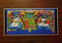 "White Zombie La Sexorcisto 12"" X 24"" Poster Bar Rob Zombie Evil Boobs Metal Band"