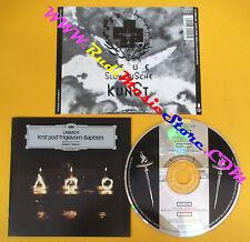CD LAIBACH Krst pod triglamov-baptism Belgium SUB ROSA (Xs7) no lp mc dvd