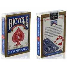 Jeu de cartes Standard - Bicycle Bleu - Poker - Magie - Cards Karten Cartas