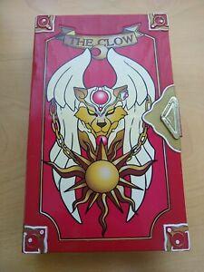 The Clow - Card Set Book Box - Cardcaptor / Camp