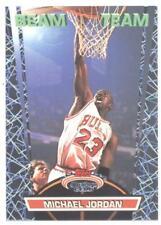 1992-93 Stadium Club Beam Team Members Only #BT1 Michael Jordan Bulls NM-MT