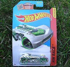 CHROME & GREEN. RD-03. HW Race 165/250. CFL06. New in Blister Package!