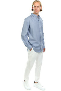 RRP €140 HARMONT & BLAINE Shirt Size 5XL Two Tone Prince Of Wales Regular Fit