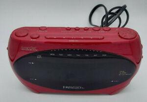 Emerson Research Smart Set Digital Dual Alarm AM/FM Clock Radio