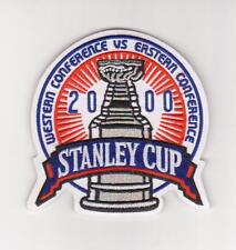 NHL 2000 STANLEY CUP CHAMPIONSHIP PATCH NEW JERSEY DEVILS