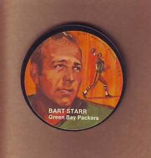 RARE 1971 Mattel Instant Replay Disc Bart Starr - Green Bay Packers Alabama Tide