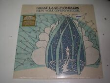 Great Lake Swimmers New Wild Everywhere 2XLP sealed Mint ltd hand numbered