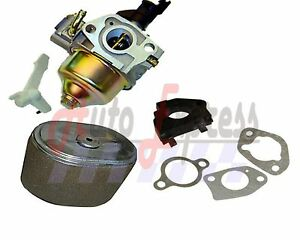 Honda GX240 8.0HP Carburetor Air Filter Gasket Set Honda 8.0 HP Gasoline Engines