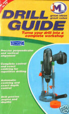 DRILL GUIDE TURNS YOUR DRILL TO COMPLETE WORKSHOP JML DRILLING DRILLS HOLDER NEW