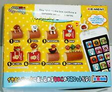 Miniatures Contact touching Detective Mushroom Garden Box Set - Re-ment   #1ok