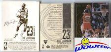 UDA Michael Jordan 22KT DUAL GOLD He's Back 3/19/1995+Box+COA LE#'d Bulls !