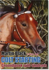 Colt Starting – Groundwork With Students by Martin Black - 2 DVD Set - BRAND NEW