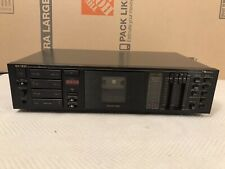 Nakamichi BX-300 Cassette Deck 3 Heads Tested Fully Functional