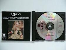 Anthology of Spanish Music Auvidis Valois 8500 CD