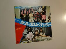"STRAWBERRY ALARM CLOCK: Girl From The City-Three-Japan 7"" MCA Records D-1025 PSL"