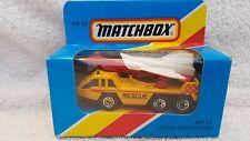 MATCHBOX SUPERFAST MB65 Plane TRANSPORTER SIGILLATO INTEGRO 1981 Scatola di Macao