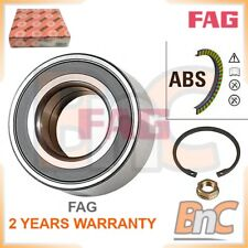 # GENUINE FAG HEAVY DUTY FRONT WHEEL BEARING KIT FOR CITROEN PEUGEOT