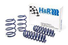 H&R Sport Lowering Springs kit for 2012-2018 BMW F30 320i 328i 335i 340i Sedan