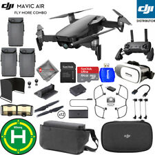 DJI Mavic Air Fly More Combo (Onyx Black) - Mega Extreme Bundle Brand New