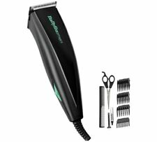 BaByliss for Men Essentials 7437RU Precise Hair Clipper Trimmer 8 piece Set - Ne