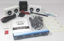 Genuine Audi A4 B8 Esfera Azul LX5X Sensor De Reversa Pintado Trasero de estacionamiento de ayuda Kit